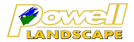 Powell Landscape Logo